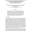 Bayesian Experimental Design of Magnetic Resonance Imaging Sequences