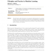 Bayesian Inference: An Introduction to Principles and Practice in Machine Learning