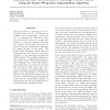 Bayesian inference for transductive learning of kernel matrix using the Tanner-Wong data augmentation algorithm