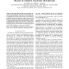 Bayesian Networks and Evidence Theory to Model Complex Systems Reliability