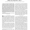 Behavioral-level synthesis of heterogeneous BISR reconfigurable ASIC's