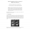 Belief Propagation for Stereo Analysis of Night-Vision Sequences