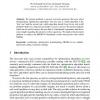 Benchmarking Evolutionary Algorithms: Towards Exploratory Landscape Analysis