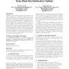 Benchmarking real-coded genetic algorithm on noisy black-box optimization testbed