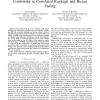 BER of MFSK With Postdetection Switch-and-Stay Combining in Correlated Rayleigh and Rician Fading