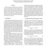 Bias-variance tradeoff in hybrid generative-discriminative models