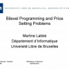 Bilevel Programming and Price Setting Problems