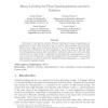 Binary Labelings for Plane Quadrangulations and their Relatives