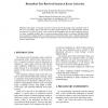 Biomedical Text Retrieval System at Korea University