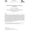 Blind image deconvolution via dispersion minimization