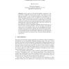 Blind Relevance Feedback for the ImageCLEF Wikipedia Retrieval Task