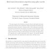 Block Based Deconvolution Algorithm Using Spline Wavelet Packets