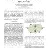Blocking Model for All-Optical Overlaid-Star TDM Networks