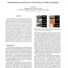 Boosting bottom-up and top-down visual features for saliency estimation