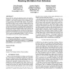Bootstrapping semantics on the web: meaning elicitation from schemas