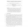 Boundary-Optimal Triangulation Flooding