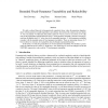 Bounded fixed-parameter tractability and reducibility