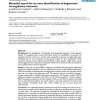 Bounded search for de novo identification of degenerate cis-regulatory elements