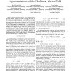 Bounding L2 gain system error generated by approximations of the nonlinear vector field