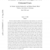 Broadcast Cooperation Strategies for Two Colocated Users