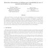 Brute-Force Determination of Multiprocessor Schedulability for Sets of Sporadic Hard-Deadline Tasks