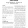 Building a semantic representation for personal information