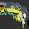 Keyframe-Based Real-Time Camera Tracking