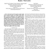 CAODV: Routing in mobile ad-hoc cognitive radio networks