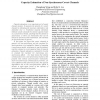 Capacity Estimation of Non-Synchronous Covert Channels