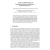 Capture and Dissemination of Experience about the Construction of Engineering Processes