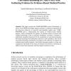 Case-Based Reasoning in CARE-PARTNER: Gathering Evidence for Evidence-Based Medical Practice