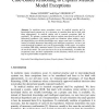 Case-Based Reasoning to Explain Medical Model Exceptions