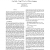 Case Study - Using STIL as Test Pattern Language