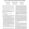 CDuce: an XML-centric general-purpose language