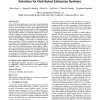 Challenges and practices in deploying web acceleration solutions for distributed enterprise systems
