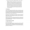 Change Measurements in an SCM Process