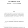 Channel coding rate in the finite blocklength regime