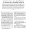 Channel Smoothing: Efficient Robust Smoothing of Low-Level Signal Features