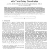 Chaotic Time Series Prediction Using a Neuro-Fuzzy System with Time-Delay Coordinates