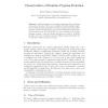 Characteristics of Runtime Program Evolution