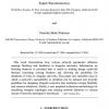 Characterization of Deadlocks in Irregular Networks