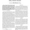 Characterizing pairwise inter-contact patterns in delay tolerant networks