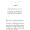 Characterizing the Structural Complexity of Real-World Complex Networks