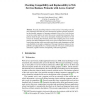 Checking Compatibility and Replaceability in Web Services Business Protocols with Access Control