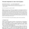Chromatic adaptation for robust visual navigation