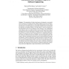 Classification and Ontological Aspects in Software Engineering