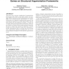 Classification and strategical issues of argumentation games on structured argumentation frameworks