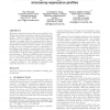 Classification of genes using probabilistic models of microarray expression profiles