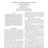 Classification of Random Boolean Networks