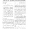 Classification using discriminative restricted Boltzmann machines